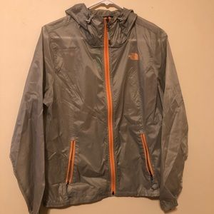 The North Face Wmns Ultralight rain shell Size Med